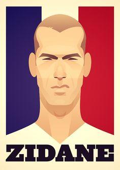 Zidane by Stan Chow | SerialThriller™