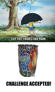 """Vote for my rain barrel on barrelvote.bgpride.org.  Its called, """"When Roosters Cry"""".  Vote for up to three rain barrels with your email address."""