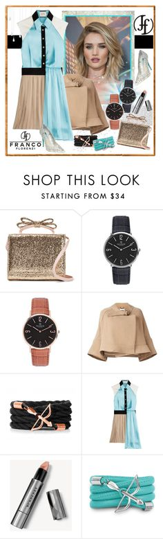 """Win $50 from Franco Florenzi"" by carola-corana ❤ liked on Polyvore featuring Whiteley, RED Valentino, Chloé, FAUSTO PUGLISI, Burberry and Betsey Johnson"