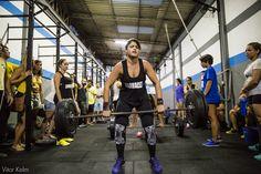 Desafio entre os boxes de crossfit do Brasil, organizado pela revista cf
