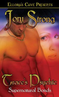 Jory Strong - supernatural bonds series