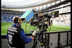 Três partidas da Copa do Mundo, incluindo a final, serão gravadas com tecnologia 4K