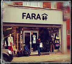 FARA charity shop