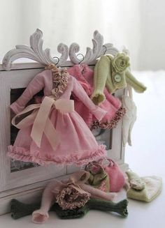 Miniature doll clothes ❤