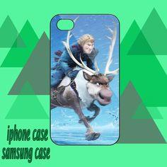 Kai Frozen iphone 4/4s.5/5s/5c samsung galaxy s3 s4 case