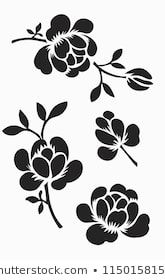 Find Flower Motif Sketch Design stock images in HD and millions of other royalty-free stock photos, illustrations and vectors in the Shutterstock collection. Thousands of new, high-quality pictures added every day. Stencil Patterns, Stencil Designs, Sketch Design, Flower Designs, Design Elements, Vectors, Stencils, Royalty Free Stock Photos, Illustration