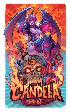 Signed Art Print Illustrated By REIQ (Reinaldo Quintero)Size: 13 x 19 inchesPaper: Silk Cover 110 Sucubus Anime, Anime Art, Dark Fantasy Art, Fantasy Girl, Sexy Drawings, Goth Art, Erotic Art, Artist Art, Female Art