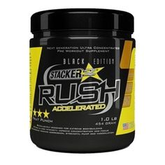 Stacker Europe Rush Accelerated 454 Gram