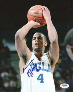 Aaron Afflalo Autographed UCLA Bruins 8x10 Photo - Sports Memorabilia Basketball Shoes On Sale, New York Basketball, Basketball Shooting Drills, Sports Head, Rc Autos, Ucla Bruins, Football Program, National Championship, How To Find Out