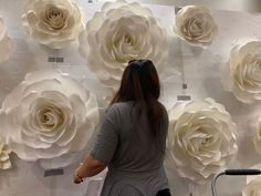 Start your own paper flower business and make money from the comfort of your home using The Crafty Sagittarius Premium Paper flower templates Large Paper Flowers, Paper Flower Wall, Paper Flower Backdrop, Flower Template, Event Decor, Sagittarius, Business Women, Origami, How To Make Money