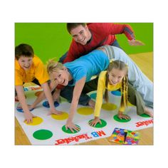 twister spel - Google Search