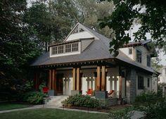 Craftsman Teahouse | Gardner Mohr Architects LLC