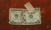 Lincoln Folded (Sold) by Dan Brown