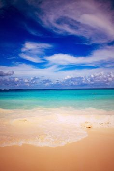 This was taken from the beach at the Iberostar Grand Bavaro; Punta Cana, Dominican Republic.  Sure wish I was there again now.