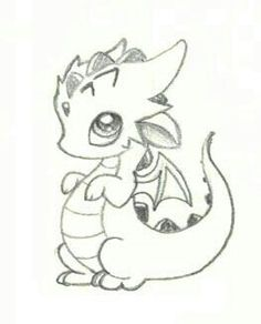 6 Just Some Playful Kid Dragons D Drawings For Kids Drago