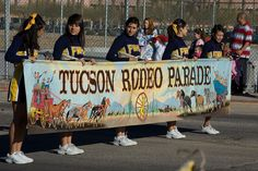 Tucson Rodeo Parade by Sunfrog1, via Flickr