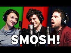 Ava's Bathroom Ghost, feat. Smosh! - YouTube