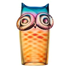 Kosta Boda My Wide Life Owl Sculpture | Bloomingdale's