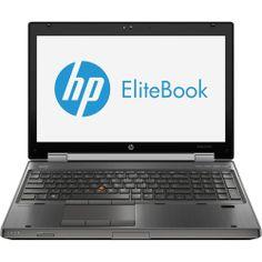 "HP EliteBook E1Z06UT 15.6"" LED Notebook - Intel Core i7 i7-3740QM 2.70 GHz - Gunmetal"