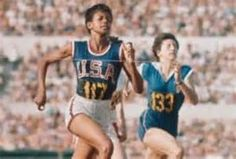 wilma rudolph - Bing images