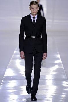 Dior Homme - Fall 2013 Menswear