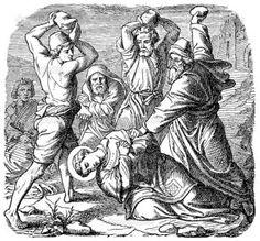 Sólo se sabe que lo habían criado en la escuela del famoso Doctor de la Ley, Gamaliel, discípulo oculto de Jesucristo, con Saulo, y que había salido hábil en la ciencia de la Ley y de las Escrituras