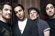 I am actually going to a Fall Out Boy concert in Universal Studios Orlando later this month and I am just so excited to finally see them in concert!!