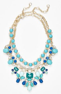Lee by Lee Angel Collar & Bib Necklaces  available at #Nordstrom