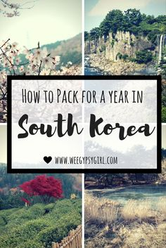 For anyone moving to Korea- here's all the common packing myths debunked and…