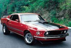 Vintage Trucks Muscle Most Badass Muscle Cars Ford Mustang 1969, Mustang Mach 1, Mustang Fastback, Mustang Cars, Ford Mustangs, Old Muscle Cars, American Muscle Cars, Trailers, Classic Mustang