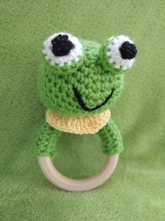 Crochet Frog, Beanie, Hats, How To Make, Fashion, Moda, Hat, Fashion Styles, Beanies