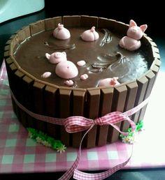 Cute/funny cake!