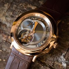 The neo-classical Manufacture Royale 1770 Toubillon Watch.