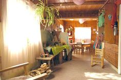 classroom at a waldorf school in fort collins