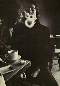 smoke ring + coffee