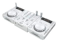 Pioneer launches new pearl white DJ gear :: TweakTown USA Edition
