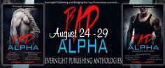 Gothic Moms: Virtual Book Tour: Bad Alpha