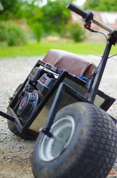 Classic mini bike