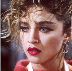 Madonna my gurl 1980s Madonna, Madonna Vogue, Madonna Photos, Madonna Fashion, Madonna Hair, Lady Madonna, Madonna 80s Makeup, The Wedding Singer, Lucky Star