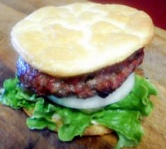 Nearly No Carb Gluten Free Oopsie Bread! Yes you Low Carbers...you can now have a Low Carb burger WITH A BUN!!