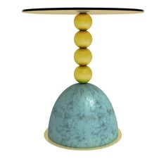 Shop Artemest curated selection of luxury Italian furniture: customizable pieces handmade by Italy's finest artisans. Side Tables For Sale, Small End Tables, Piano, Luxury Italian Furniture, Turquoise Color, Teal, Milan Design, Color Box, Pin Collection