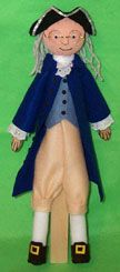 Benjamin Franklin Activites.  Mainly I like this site because it has the doll instructions.  How cool is he?
