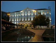Estação Lisbon Map, Train Station, Mansions, Beautiful, House Styles, Home Decor, Decoration Home, Manor Houses, Room Decor