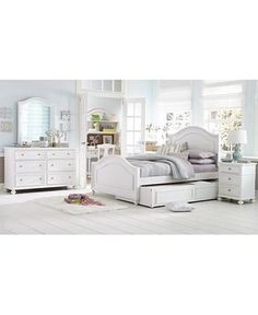 Roseville Kidu0027s Bedroom Furniture Collection