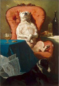 alfred de dreux, 1857