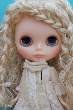 Hanon Custom Blythe | Flickr - Photo Sharing!