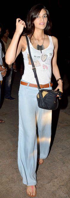 Kriti Sanon at screening of 'Heropanti'