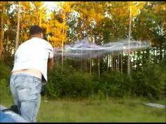 LEARN EASY CAST NET LESSON HOW TO ONE HAND STYLE 10 9 8 7 6 5 4 FOOT BRAIL / BAG NET beginner - YouTube