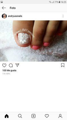 Pedicure Nail Art, Lace Nails, Best Nail Art, Pretty Toe Nails