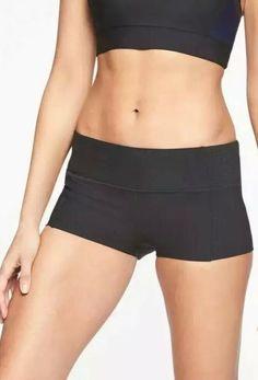 831831ff8c Athleta Bonaire Swim Short Size Large Black Boy Short NWT #fashion  #clothing #shoes